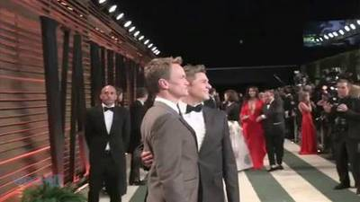 News video: Neil Patrick Harris, David Burtka's First Dance At Wedding Was To A Kelly Clarkson Song